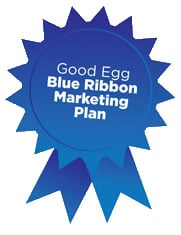 Good Egg Blue Ribbon offer