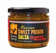 Yummy Yammy Sweet Potato Salsa