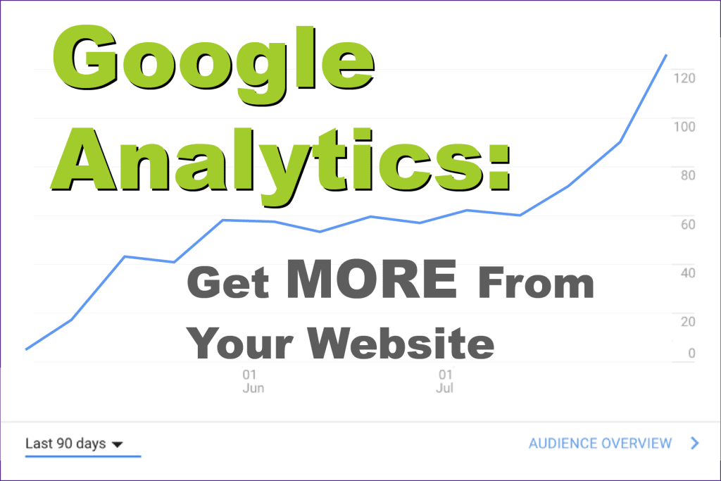 Title image for Good Egg Marketing article on Google Analytics Basics