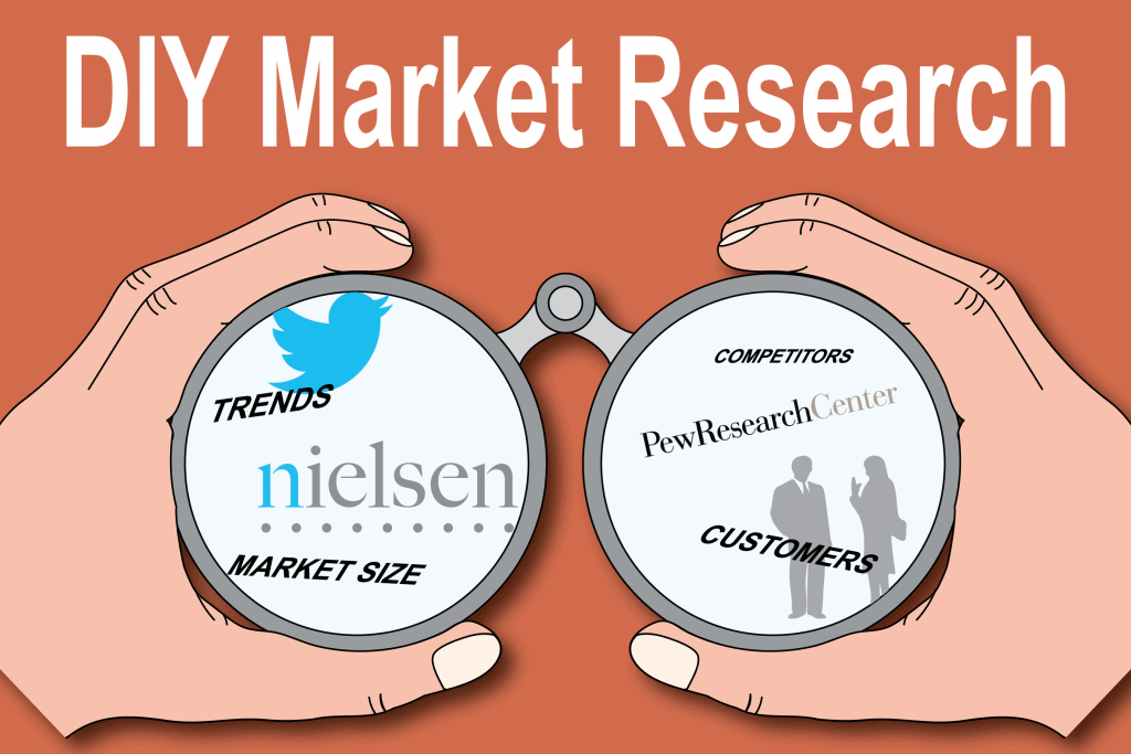 Cover slide image for DIY Market Research