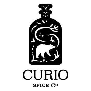 Curio Spice logo
