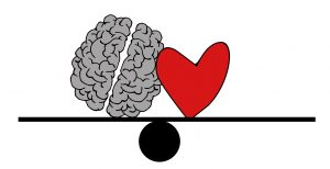 Balancing the head and the heart