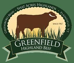 Greenfield Highland Beef logo